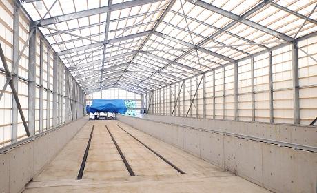 鶏糞乾燥施設新築工事